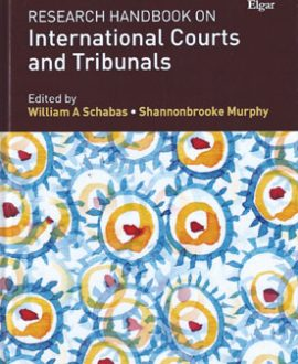 Research Handbook on International Courts and Tribunals