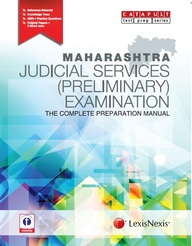 Maharashtra Judicial Services (Preliminary) ExaminationThe Complete Preparation Manual