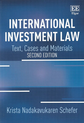 International Investment Law (Paperback)