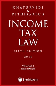 Income Tax Law (Commentary on Service Tax Law); Vol 6 (1)