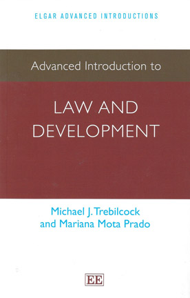 Advanced Introduction to Law and Development (Paperback)