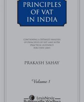 Principles of VAT in India (2 Vol.)