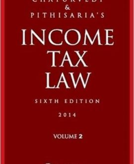 Income Tax Law; Vol 2 (Sections 10A to 35E)