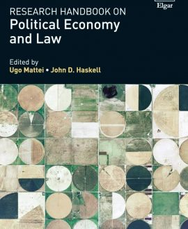Research Handbook on Political Economy and Law (Paperback)