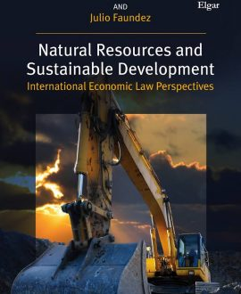 Natural Resources and Sustainable Development