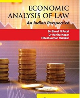 Economic Analysis of Law - An Indian Perspective