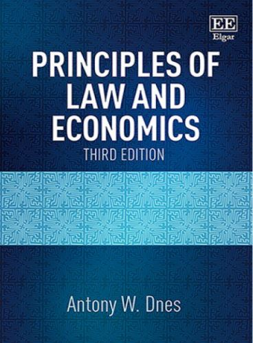 Principles of Law and Economics