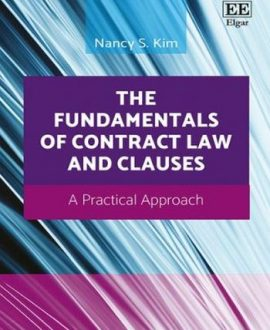 The Fundamentals of Contract Law and Clauses (Paperback)