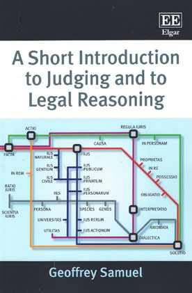 A Short Introduction to Judging and to Legal Reasoning (Paperback)