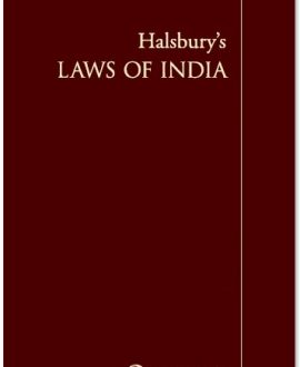 Halsbury's Laws of India-Property-II and Landlord & Tenant; Vol 27