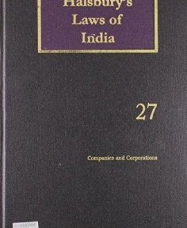 Halsbury's Laws of India-Set of 45 Vols