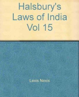Halsbury's Laws of India-Estoppel and Waiver, Evidence; Vol 15