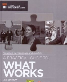 A Practical Guide to What Works