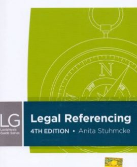 Legal Referencing