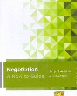 Negotiation-A How to Guide