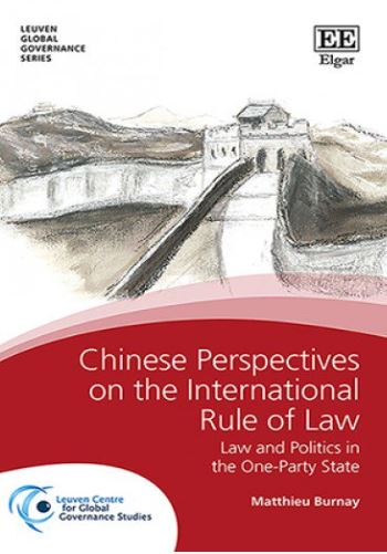 Chinese Perspectives on the International Rule of Law