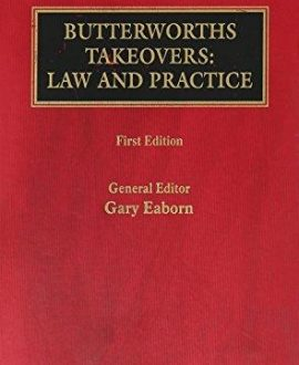 Takeovers: Law and Practice