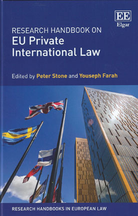 Research Handbook on EU Private International Law (Paperback)