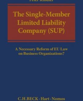 The Single-Member Limited Liability Company (SUP)