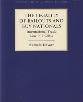 The Legality of Bailout and Buy Nationals