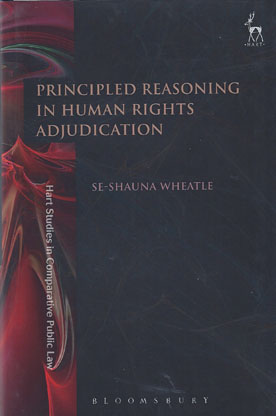 Principled Reasoning in Human Rights Adjudication
