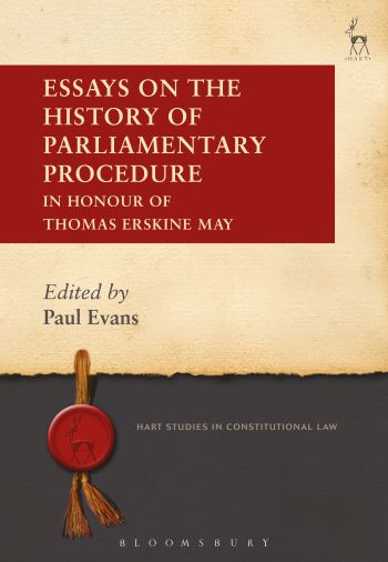 Essays on the History of Parliamentary Procedure