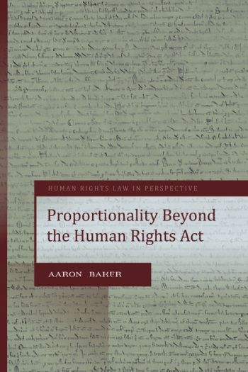 Proportionality Beyond the Human Rights Act