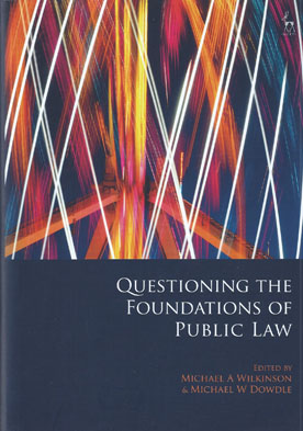 Questioning the Foundations of Public Law