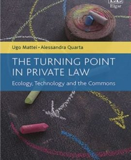 The Turning Point in Private Law