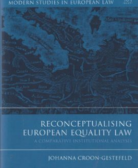 Reconceptualising European Equality Law
