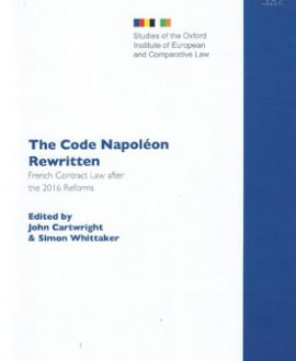 The Code Napol?on Rewritten
