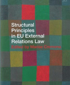 Structural Principles in EU External Relations Law