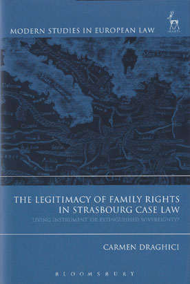 The Legitimacy of Family Rights in Strasbourg Case Law