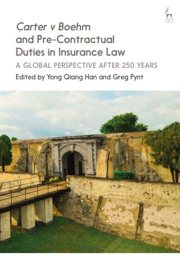 Pre-Contractual Duties in Insurance Law