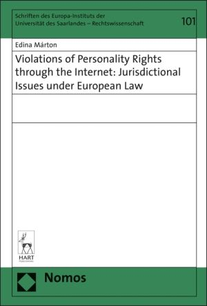 Violations of Personality Rights through the Internet