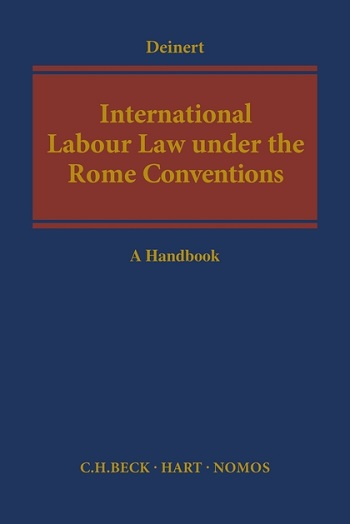 International Labour Law under the Rome Conventions