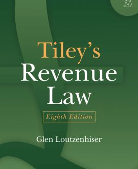 Tiley?s Revenue Law