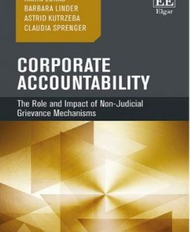 Corporate Accountability