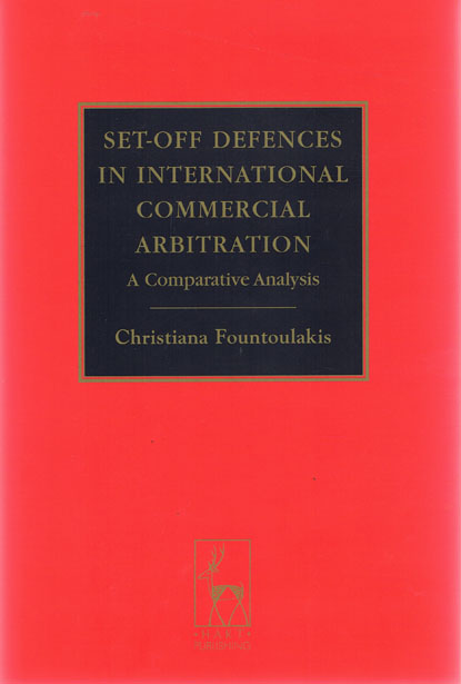 Set-off Defences in International Commercial Arbitration