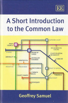 A Short Introduction to the Common Law (Paperback)
