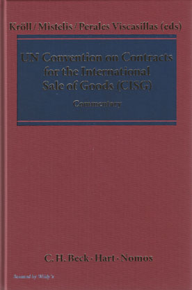 The United Nations Convention on Contracts for the International Sale of Goods