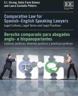 Comparative Law for Spanish? English Speaking Lawyers