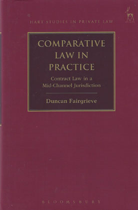 Comparative Law in Practice