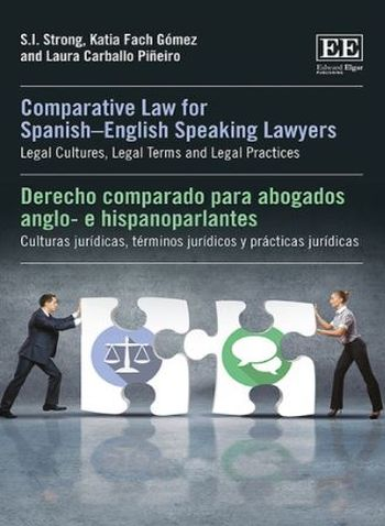 Comparative Law for Spanish? English Speaking Lawyers (Paperback)