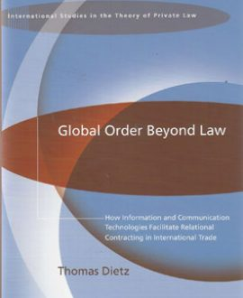 Global Order Beyond Law