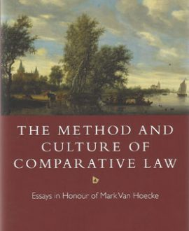 The Method and Culture of Comparative Law (Paperback)