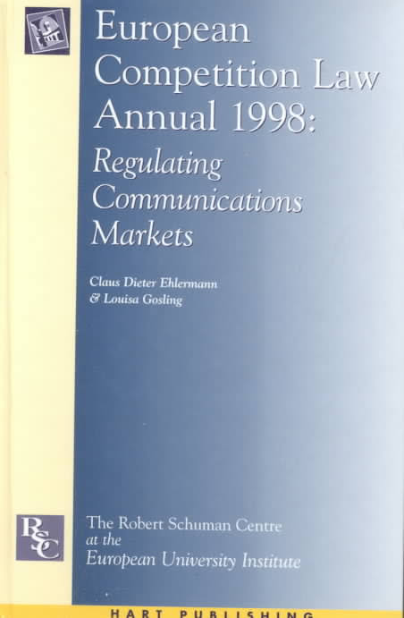European Competition Law Annual 1998