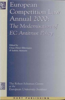 European Competition Law Annual 2000