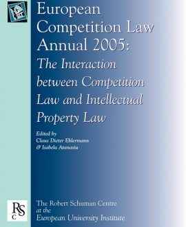 European Competition Law Annual 2005