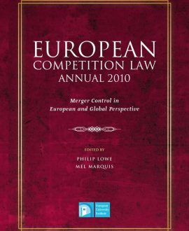 European Competition Law Annual 2010